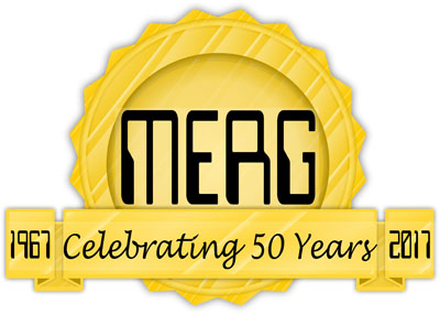 MERG at 50